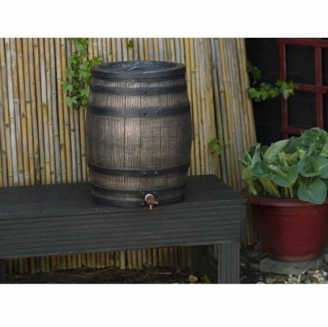 Récupérateur d'eau barrique 50 litres