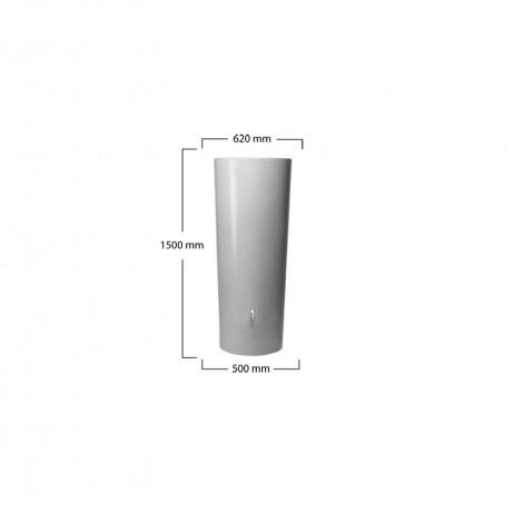 Kit réservoir stone 350L Silver