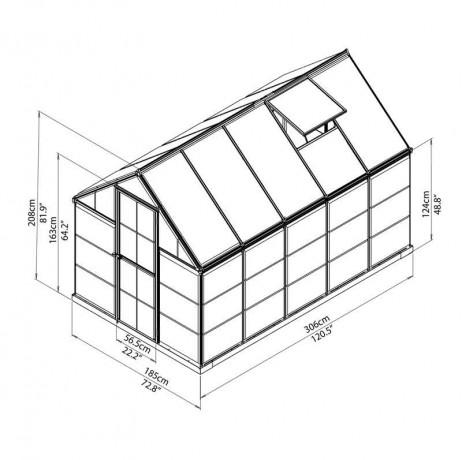 Hybrid 5,66 m²
