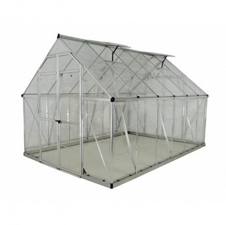 Serre Octave en polycarbonate 8,8 m²