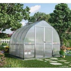 Serre de jardin en polycarbonate Bella 5,95 m²