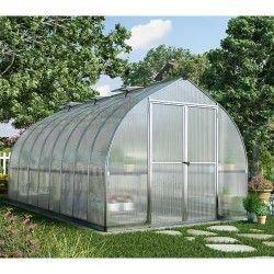 Serre de jardin en polycarbonate Bella 11,9 m²