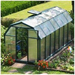 Serre de jardin en polycarbonate Rion Eco Grow 9,16 m²