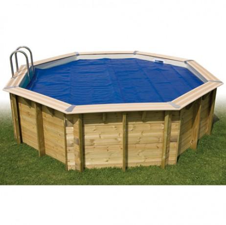Bâche à bulles pour piscine - Ø 580 cm