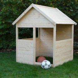 Maison en bois enfant – Chloé