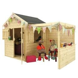 Maisonnette enfant bois Alpaga
