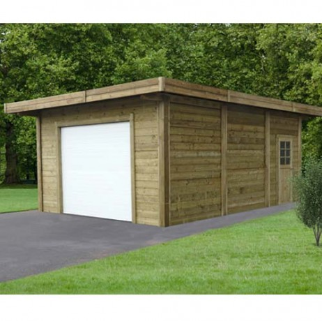 Carport 5064 x 7064 mm garage
