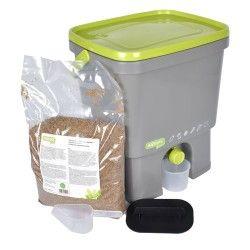Composteur de cuisine Bokashi