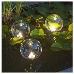 Boules lumineuses LED