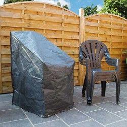 Housse de protection pour chaises de jardin
