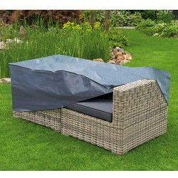 Housse de protection pour canapé extérieur