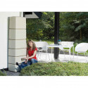 Kit Cuve Murale Slim 650 L Sable