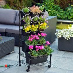 Kit complet Jardin vertical mobile