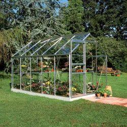Popular 106 en verre horticole 6.20 m²
