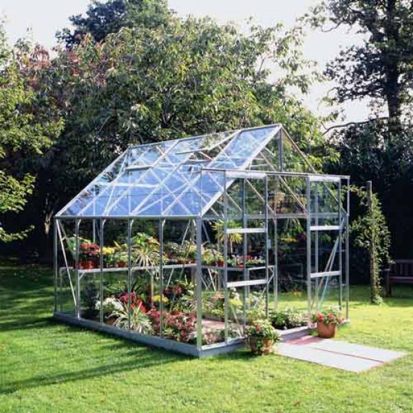 Serre en verre horticole Magnum 108 - 8.30 m²