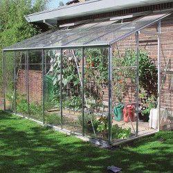 Serre en verre horticole Royal 612 - 7.20 m²