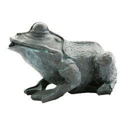 Fontaine petite grenouille