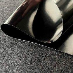 bâche de bassin noir 350 microns