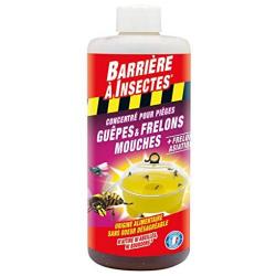 attractif concentré anti-insectes