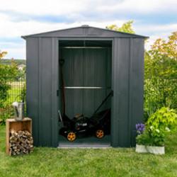 Découvrez nos abris de jardin en bois ou en polycarbonate d'une superficie inférieure à 5 m². Résistants et facile à monter, ils sont idéal pour ranger votre outillage de jardin ou de piscine.