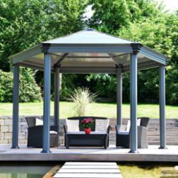 Aménagez un coin de détente ou un espace repas dans votre jardin ou sur votre terrasse en y installant une tonnelle ou un barnum. Nous proposons un vaste choix de modèles de qualités.