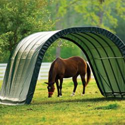 Découvrez notre gamme d'abris pour animaux. Que vous souhaitiez un poulailler, une volière ou une cage à lapin, Atout Loisir vous propose un abri de qualité. Vous retrouverez également des niches ou encore des abris pour chevaux afin d'offrir les meilleures conditions de vie à vos animaux.